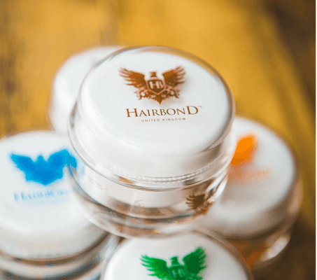 Hairbond Products group photo